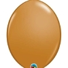 "Qualatex 6"" Mocha Brown Quicklink Balloons"