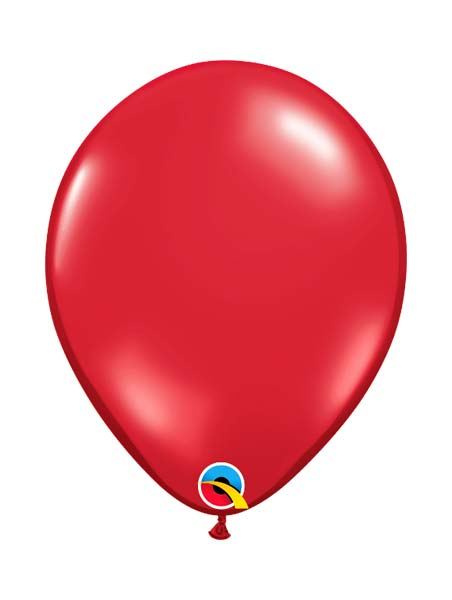"11"" Qualatex Solid Latex Balloons"