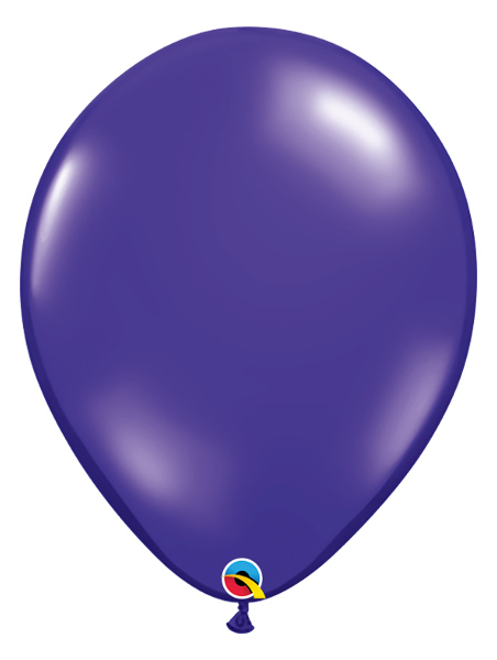 "16"" Qualatex Solid Latex Balloons"