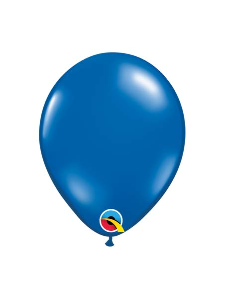 "9"" Qualatex Solid Latex Balloons"