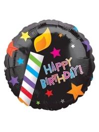 "18"" Birthday Candles Balloon"