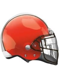 "22"" Cleveland Browns NFL Team Helmet Shape Balloon"