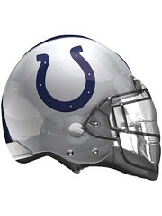 "22"" Indianapolis Colts NFL Team Helmet Shape Balloon"