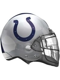"22"" Indianapolis Colts NFL Team Helmet Shape Balloon"