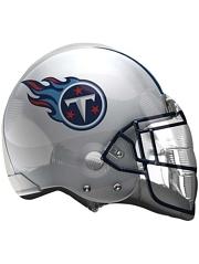 """22"""" Tennessee Titans NFL Team Helmet Shape Balloon"""