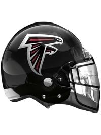 "22"" Atlanta Falcons NFL Team Helmet Shape Balloon"