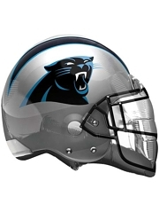 "22"" Carolina Panthers NFL Team Helmet Shape Balloon"