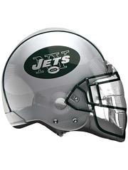 "22"" New York Jets NFL Team Helmet Shape Balloon"