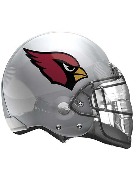 a2a8abec618 22″ Arizona Cardinals NFL Team Helmet Shape Balloon Helium / Air A26307 –  MF58778
