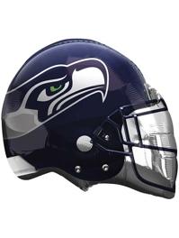 """22"""" Seattle Seahawks NFL Team Helmet Shape Balloon"""