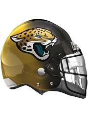 """22"""" Jacksonville Jaguars NFL Team Helmet Shape Balloon"""