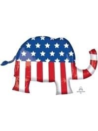 """40"""" Election Republican Patriotic Balloon"""