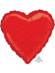 "22"" Heart Shape Casino Poker Balloon"