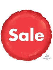 "11"" Pop Sale Advertising Balloon"
