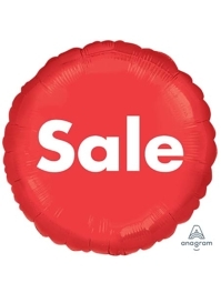 "11"" Pop Sale Advertising Balloon"