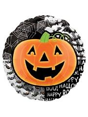 "18"" Halloween Bright Pumpkin Balloon"