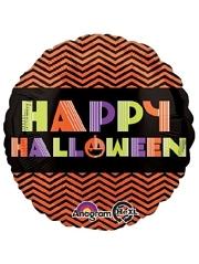 """18"""" Neon Halloween Balloon"""