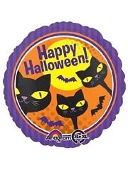 """18"""" Halloween Cats Balloon"""