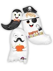 """34"""" Ghost Stacker Halloween Balloon"""