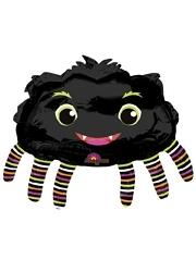 "23"" Spidey Wiggly Legs Shape Halloween Balloon"