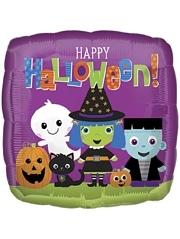 "118"" Halloween Friends Balloon"