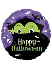"""18"""" Halloween Dracula Balloon"""