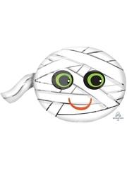 """19"""" Happy Mummy Shape Halloween Balloon"""