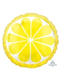 """18"""" Tropical Lemon Food Balloon"""