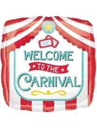 """18"""" Carnival Circus Balloon"""