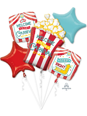 Carnival Circus Balloon Assortment