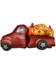 "37"" Farmer's Market Truck Thanksgiving Balloon"