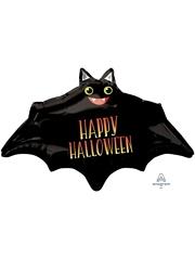 """24"""" Halloween Batty Shape Balloon"""