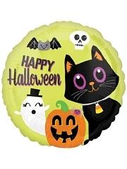 """18"""" Halloween Critters Balloon"""