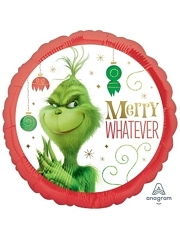 "18"" The Grinch Movie Christmas Balloon"