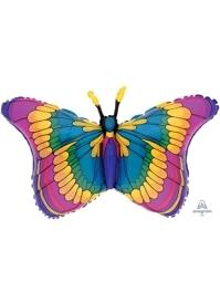 """32"""" Flutters Butterfly Balloon"""