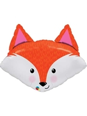 "33"" Fabulous Fox Animal Balloon"