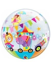 """22"""" Circus Parade Bubble Balloon"""