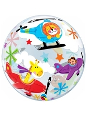 "22"" Flying Circus Bubble Balloon"