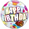 "22"" Birthday Cupcakes Bubble Balloon"