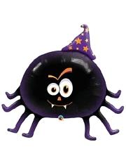 "36"" Frindely Party Spider Halloween Balloon"