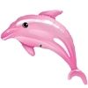 """42"""" Delightful Pink Dolphin Tropical Balloon"""