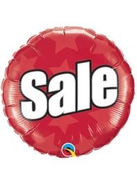 "18"" Sale Advertising Marketing Balloon"
