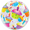 """22"""" Cupcakes Bubble Balloon"""