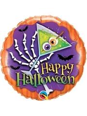 """18"""" Halloween Scary Drink Balloon"""