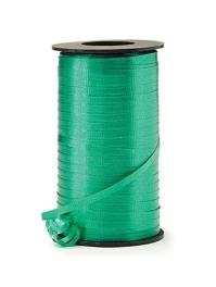 "3/16"" Emerald Green Curling Ribbon"