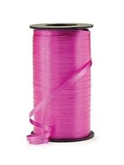 "3/16"" Hot Pink Curling Ribbon"