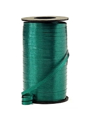 "3/16"" Hunter Green Curling Ribbon"