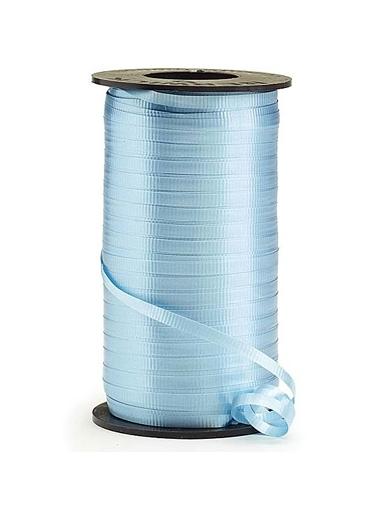 "3/16"" Light Blue Curling Ribbon"