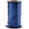 "3/16"" Navy Blue Curling Ribbon"