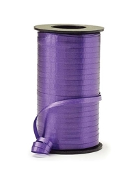 "3/16"" Purple Curling Ribbon"